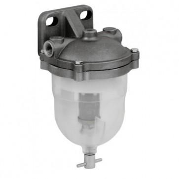 CAN-SB Decantatore Carburante con Filtro Inox FI2586