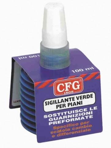CFG Sigillante Verde per Parti Piane - Flacone 100ml - CA00901