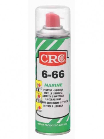 CRC 6-66 Marine - 300ml Valvola 2 Spray - C0183