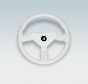 Ultraflex Volante Bianco con Impugnatura Morbida V38W - Ø Diametro 350mm - 37373T