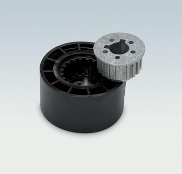 Ultraflex Mozzo e Pulsante per Volante X63 40119D