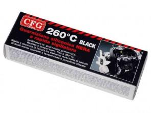 CFG Pasta Nera Forma Guarnizione 260°C - Tubo 85gr - P00200