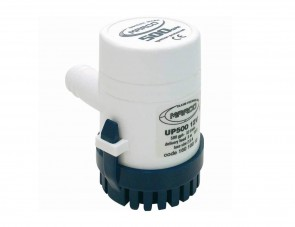 Marco Pompa di Sentina ad Immersione 500 Bilge Pump - UP500 12V 32l/min - 16010012