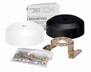 Ultraflex Coprimozzo a 90° X34W Bianco 40654C